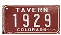 Tavern 1929 logo