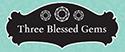 Three Blessed Gems logo