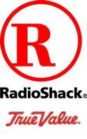 Radio Shack True Value logo